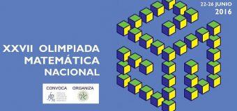 XXVII Olimpíada Matemàtica a Santander