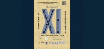 Jornada d'educació matemàtica de la Comunitat Valenciana.
