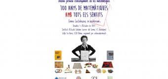 Onzena jornada d'ensenyament de les matemàtiques