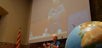 Fotografies de la 11 Jornada d'Ensenyament de les Matemàtiques